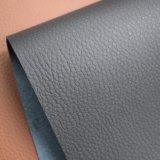 Couro do PVC do sofá da tampa de assento do carro da grão do Litchi da alta qualidade