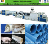 C PVC-U-PVC PVC et de drainage Threading Ligne de Production du tuyau de la machine