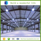 Modèle préfabriqué de cloche de tente et d'usine de stationnement de structure métallique