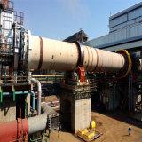 Horno rotatorio de Metallurg para la cal, carbón activado, yeso, bauxita