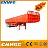 판매를 위한 실용적인 반 반 담 화물 트레일러 측벽 트럭 트레일러