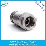 OEM CNC-Drehmaschine Aluminium gefräst Teil, CNC-Teile, CNC-Drehteile aus Aluminium