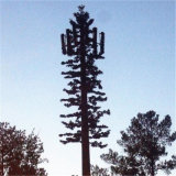 Подгонянная закамуфлированная башня пальм сотового телефона радиосвязи искусственная напольная