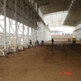 Atelier pré-ingénierie en acier pour atelier industriel