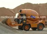 camion 3m3 de mélange concret