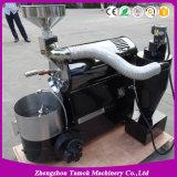 Двойная машина Roasting кофеего газа барабанчика 2kg слоя