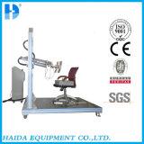Cadeira automática do encosto de Braço Horizontal Vertical puxe a máquina de ensaio