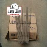 Électrodes de soudure non-fumeurs d'électrode de soudure de carbone