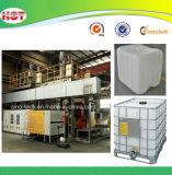 Paleta plástica de la protuberancia automática que hace el tanque de la máquina/de agua máquina del moldeo por insuflación de aire comprimido