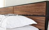 Cama de madera maciza Camas modernas (M-X2778)