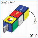 Unidade Flash USB de cubo mágico U Disco (XH-USB-189)
