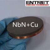 Цель Sputtering ITO/Cu In2o3/Sno2 (90/10wt%) высокого качества