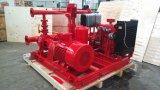 Nfpa 20 기준 Edj에 의하여 포장되는 화재 펌프