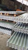 Армированное пластиковую гофрированную листа крыши