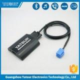 2018 multifuncional inalámbrico manos libres Bluetooth Car Kit/Adaptador /Llamar/reproductor de MP3, los puertos USB para cargador