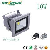 projecteur de 10W DEL sur extérieur imperméable à l'eau