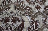Double tissu de capitonnage de sofa de Moyen-Orient de Chenille (fth31955)