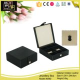 Роскошные ювелирные изделия из кожи логотип Показать ящик для хранения (5480)