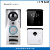 Caméra vidéo à puce sans fil sonnette avec détection de mouvement IRP