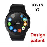 Relógio esperto do esporte do relógio Y1 de Bluetooth e de telefone da G/M relógio de pulso