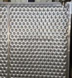 효과적인 에너지 절약과 환경 보호 열 교환 침수 격판덮개 난방 격판덮개