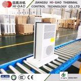 (6800BTU/H) condicionador de ar da C.C. de 2000W 48V para o gabinete Telecom ao ar livre da bateria