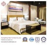 Mobilia moderna su ordine dell'hotel con il sofà del salone (YB-WS-57)