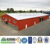 Prefabricated 모듈 - 경제적인 안정된 강철 구조물 건물 창고