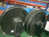 Sanyの掘削機Sy55c/Sy60/Sy65のための掘削機のアイドラーガイドの車輪135mA-Y No. A229900002163