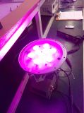 원형 DC24V 46W LED 반점 빛