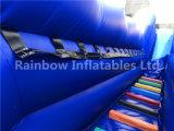 Trasparenza gonfiabile gigante di Inflatables capretti subacquei commerciali del cursore/PVC dei doppi da vendere