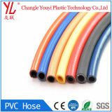 Hot Sale de la tresse de gaz en plastique en PVC renforcé le flexible à air