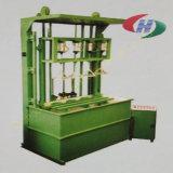 Test de fuite semi-automatique de la machine pour l'équipement de bouteille GPL