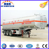45000 litros, 50000 litros, acoplado del depósito de gasolina del petrolero del transporte del petróleo de la capacidad 60000L semi para la venta