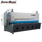Folha de metal hidráulica guilhotina CNC Máquina de cisalhamento do Jiashida
