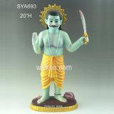 Polyresinのインドの神の彫像のホーム装飾