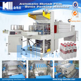 Холодная горячая заполняя линия оборудование машины упаковки напитка сока заполняя разливая по бутылкам