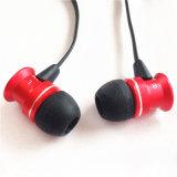 Наушник наушников Китая оптовый MP3 стерео Earbuds стерео