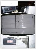 Congelador da caixa de gelo das portas dobro com compressor de Embraco