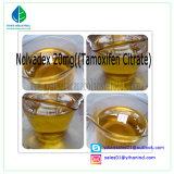 기름 Tamoxifen 주사 가능한 구연산염/Nolvadex 20mg/Ml 경구 조리법 대략 완성되는 액체