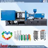 プラスチックびんシャッター射出成形機械