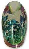 Laufendes Kristallpferd