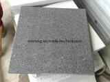 De Donkere G654 Graniet Gevlamde Tegel van Padang voor OpenluchtBestrating