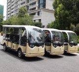 観光のための14人の乗客の電気自動車