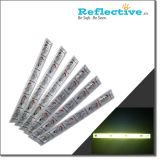 Slap reflectante Wrap, brazaletes de PVC reflectante, brazaletes de PVC reflectante