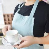 قطر نوع خيش قابل للتعديل عنق شريط مطبخ مئزر مع صنع وفقا لطلب الزّبون تصميم