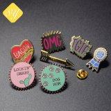 Los fabricantes de China el Metal Pen insignias personalizadas de los profesores premios