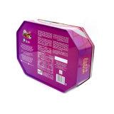 Precio competitivo de embalaje Caja de metal de Chocolate