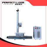 Machine d'inscription de laser de fibre de clavier