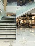 China Material de construcción de piedra de mármol de cuerpo completo Tile-Real piso de piedra de mármol